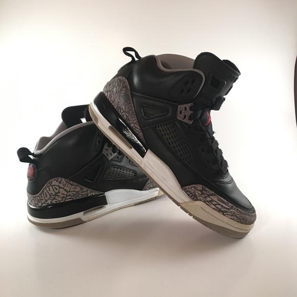 huge discount 88a5e ddb07 Jordan Other - Nike Air Jordan Spizike sz Youth 6Y Black Cement